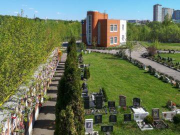 Кладбище домашних животных Москва. Фото 6.