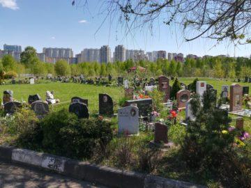 Кладбище домашних животных Москва. Фото 2.